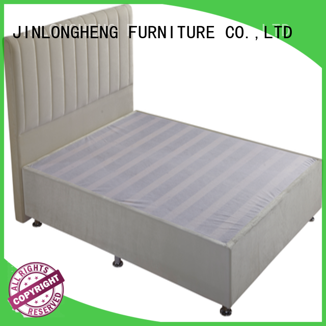 New twin bed frame factory for hotel