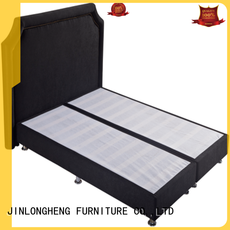 JLH Wholesale upholstered bed headboard factory with elasticity
