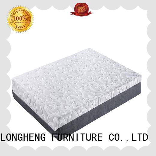 10FK-09 | JLH Furniture Design - 10 Inch Gel Memory foam Mattress - Medium Soft Feel - Bed in a Box