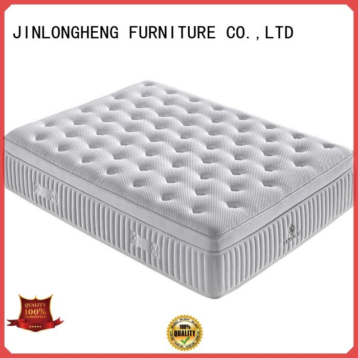JLH hotel collection mattress high Class Fabric for hotel