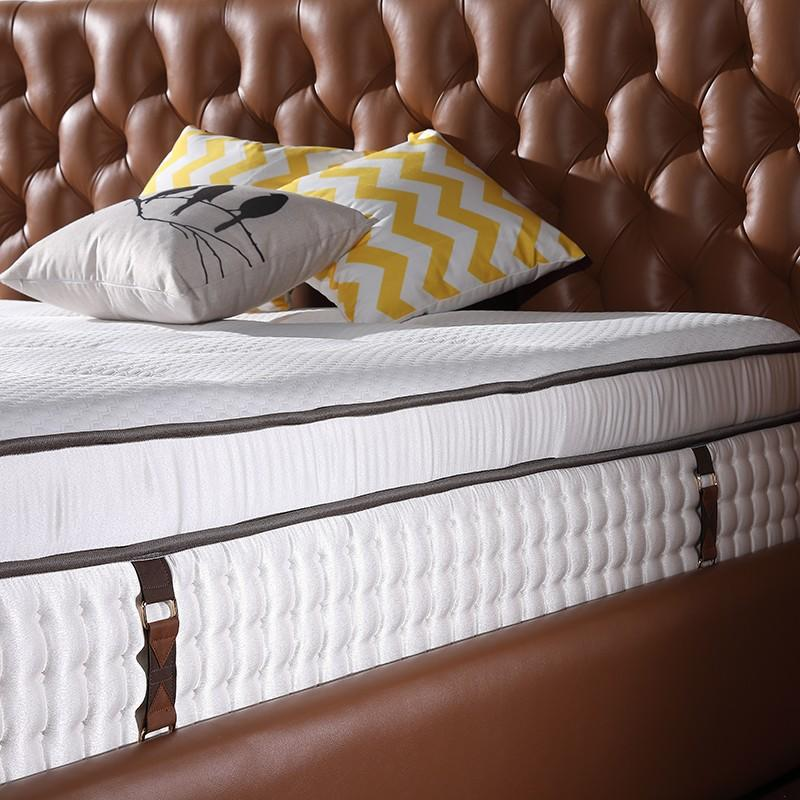 from pocket spring mattress with Quiet Stable Motor-2