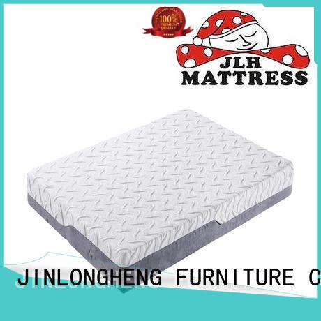 JLH industry-leading individual pocket spring mattress comfortable