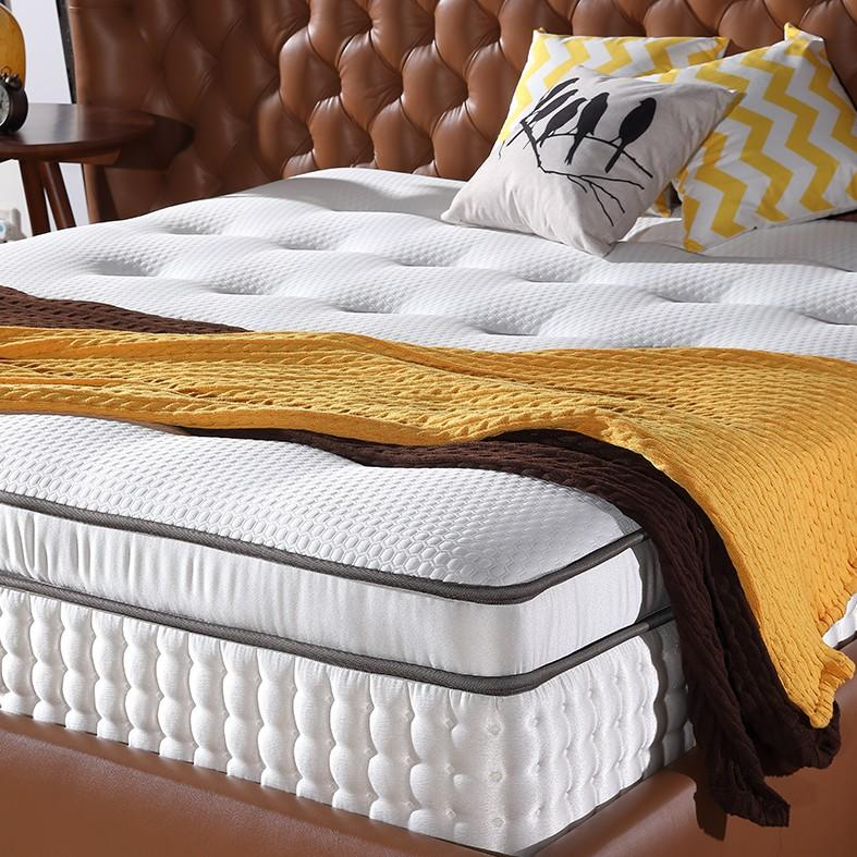 from pocket spring mattress with Quiet Stable Motor-3