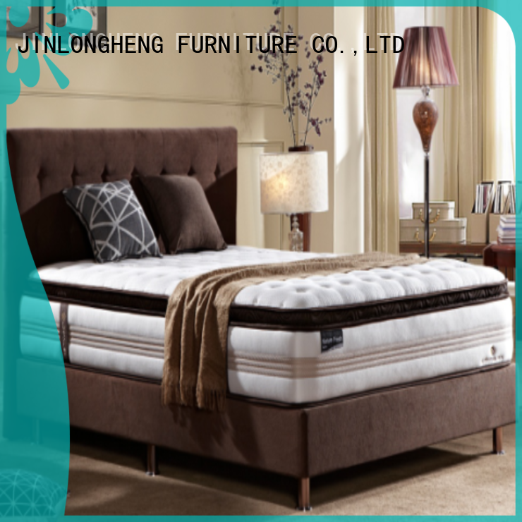 JLH Latest leather bed manufacturers delivered easily