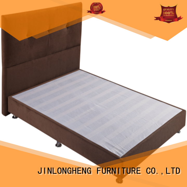 JLH Wholesale california king bed frame for business with elasticity