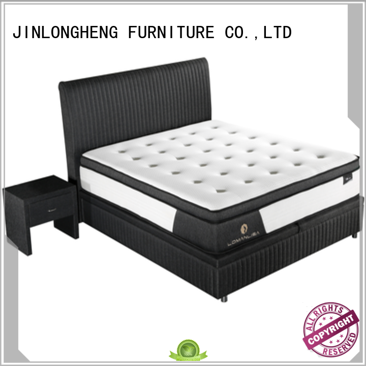 Top high bed frame full factory delivered easily
