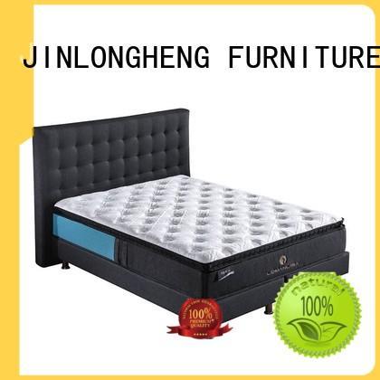 cool gel memory foam mattress topper quality packed compress memory foam mattress cooling JLH Brand