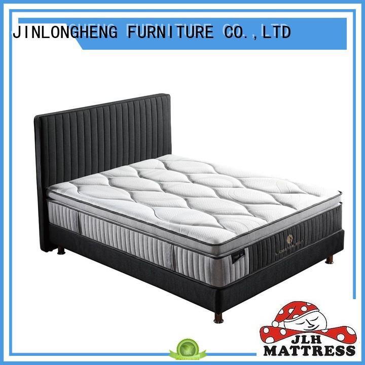 mattress hand latex gel memory foam mattress JLH Brand