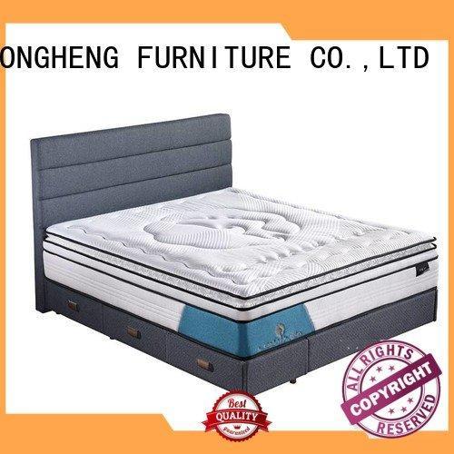 Hot cool gel memory foam mattress topper foam viisco design JLH Brand