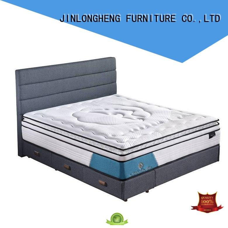 Wholesale sleep compress memory foam mattress JLH Brand