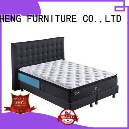 JLH Brand latex mattress viisco compress memory foam mattress manufacture