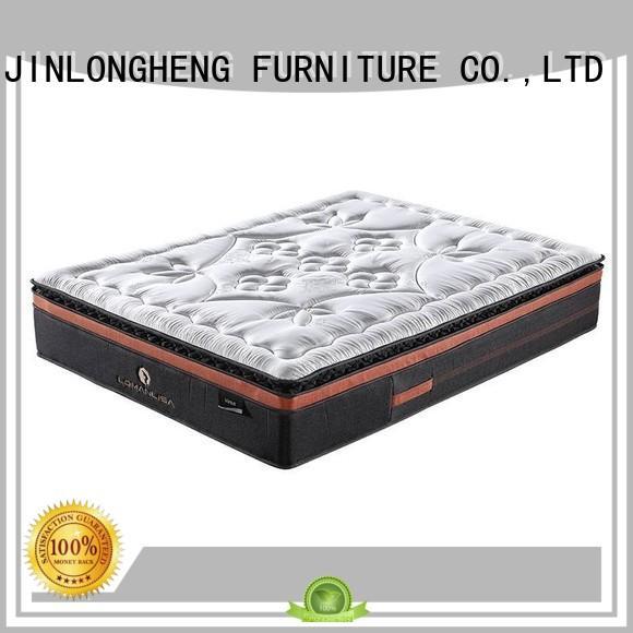 cooling pocket cool gel memory foam mattress topper JLH Brand