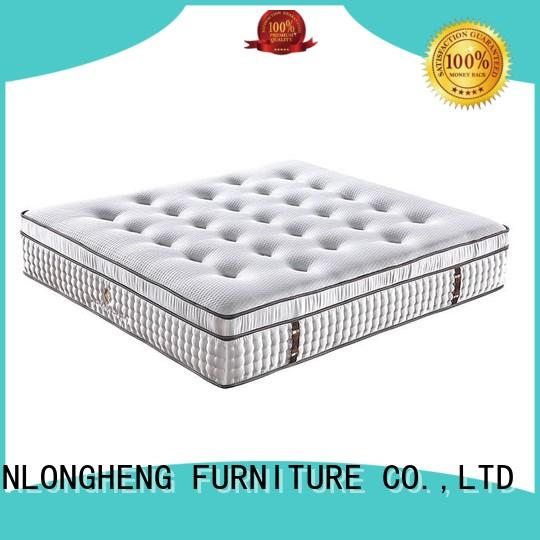 JLH high class california king mattress series with softness