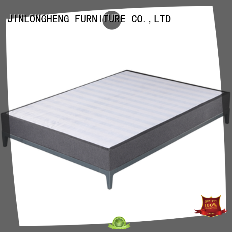 JLH High-quality bedstead factory with softness