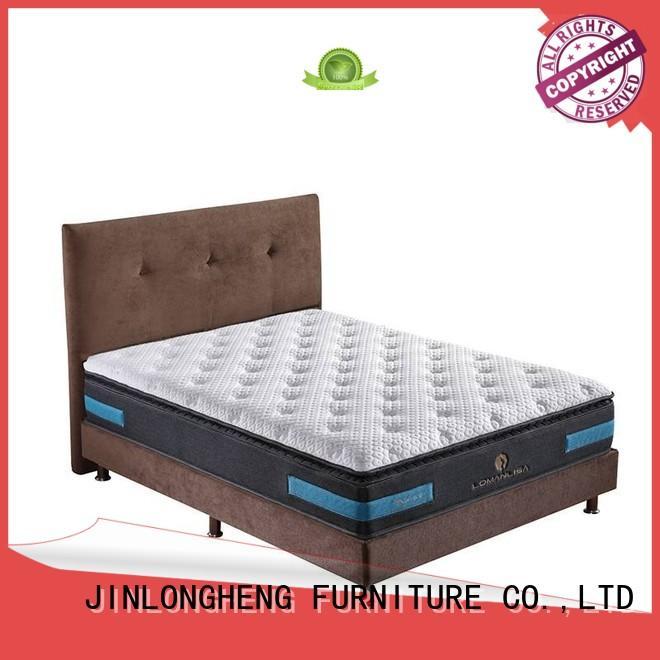 top firm innerspring mattress Certified for bedroom JLH