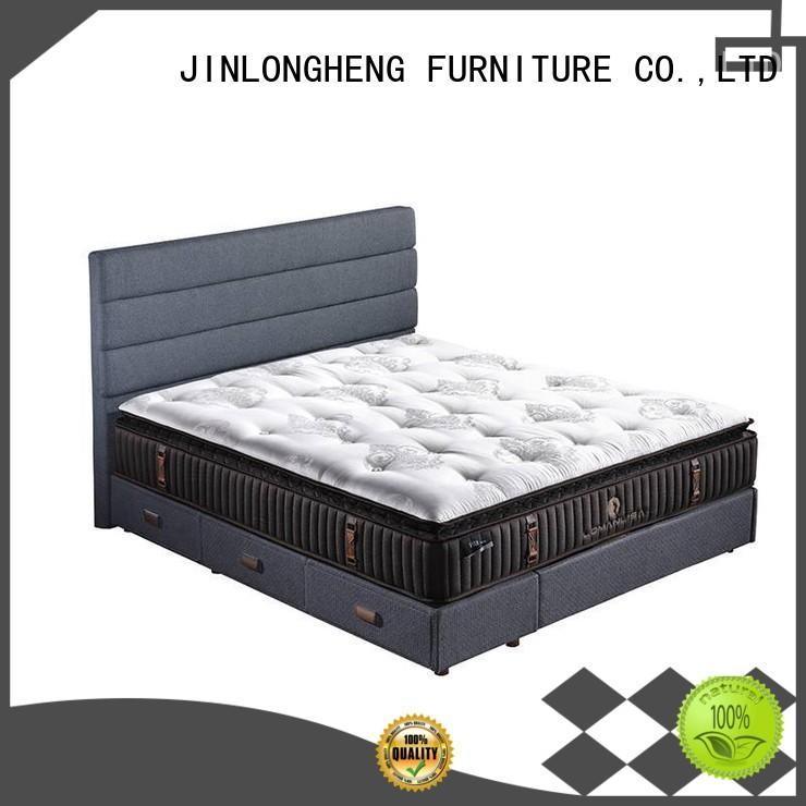 silk layers zones hand-tufted mattress homehotel JLH Brand