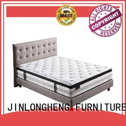 JLH Brand breathable comfortable sealy posturepedic hybrid elite kelburn mattress