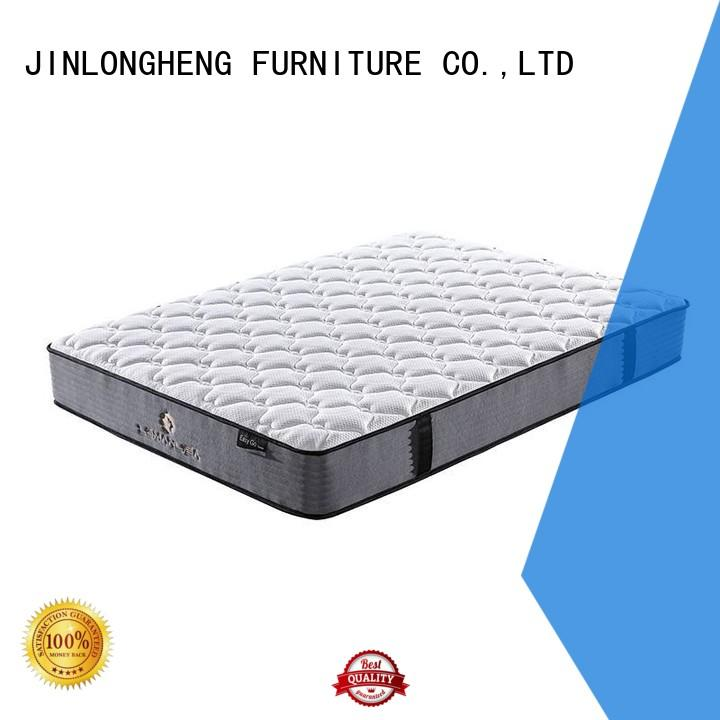 JLH reasonable innerspring coil mattress with Quiet Stable Motor for tavern