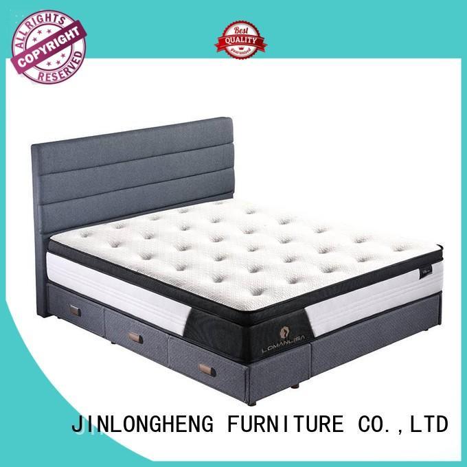 sealy posturepedic hybrid elite kelburn mattress soft bed hybrid mattress JLH Brand