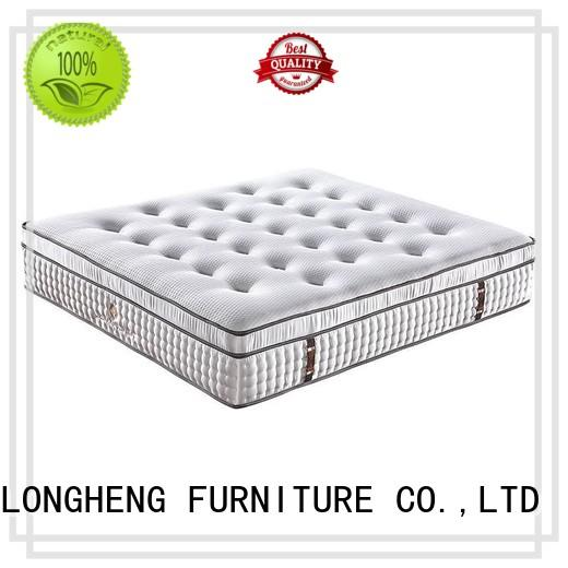 JLH quality innerspring twin mattress High Class Fabric for home
