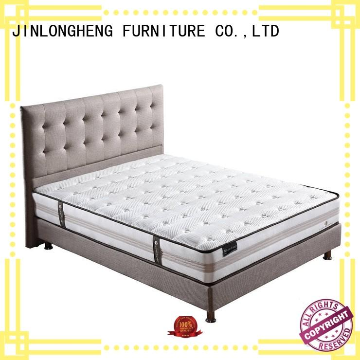 design top innerspring foam mattress pocket JLH company