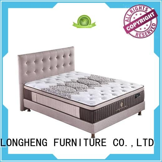 latex Custom cooling compress memory foam mattress chinese JLH