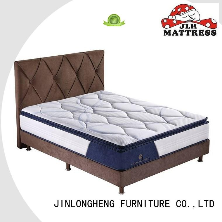 JLH best cheap queen mattress and boxspring sets China Factory with softness