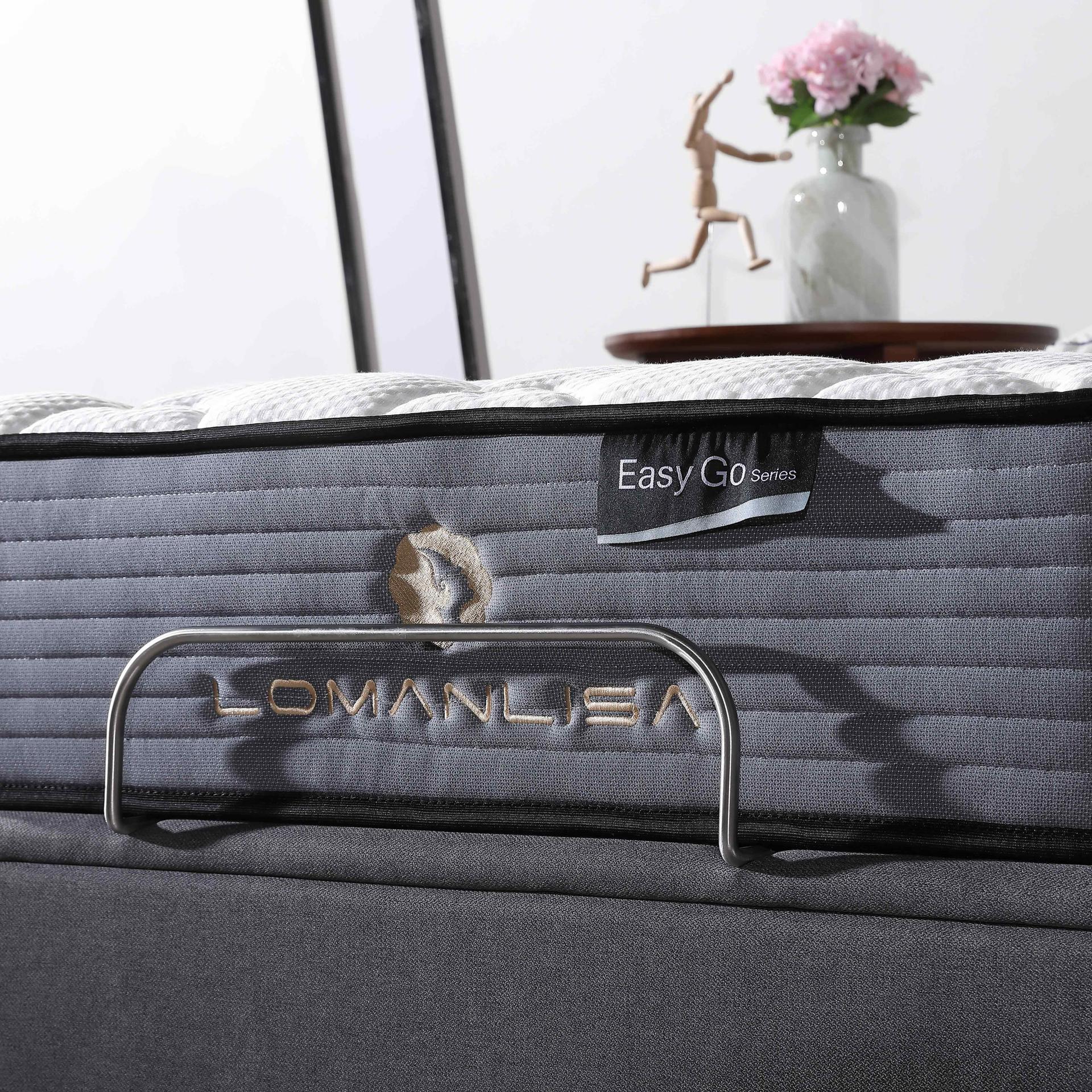 Best Selling Electric Comfortable Adjustable Bed With Quiet Stable Motor Floor Mattress