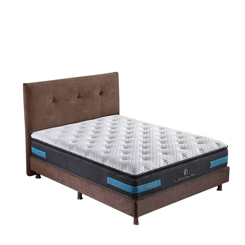 JLH 32PA-31 High Quality Bed Mattress Soft and Comfortable Breathable  Pocket Spring Mattress InnerSpring Mattress image3