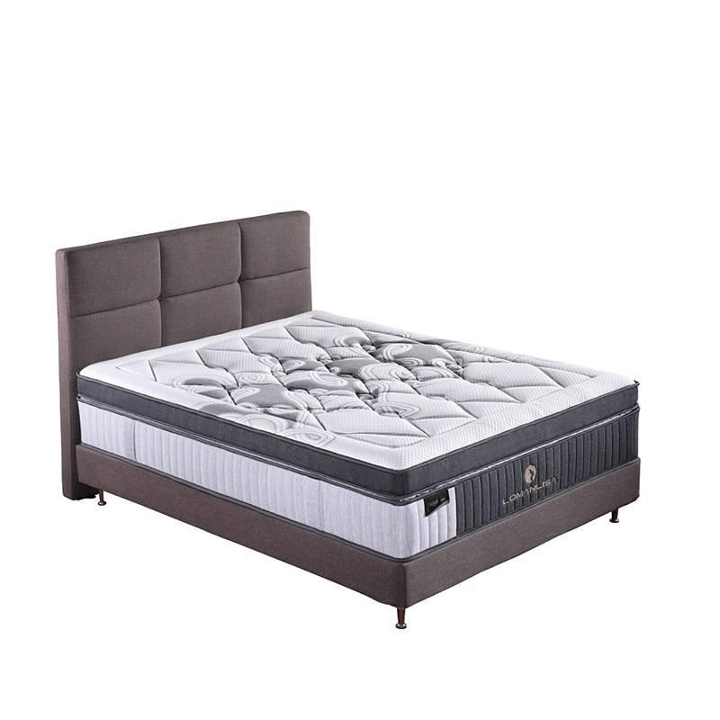 47AA-14 Double Pocket Spring Box Top Innerspring Foam Mattress