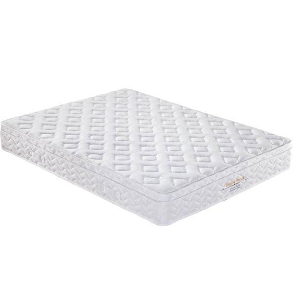 34CA-06 Continuous Spring Full-Size Mattress For Hotel Using With Euro Top Design
