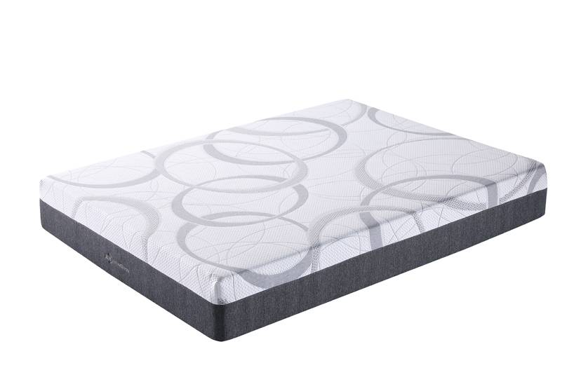 """10/"""" Queen Hybrid 10-Inch Innerspring and Wave Foam Bed Mattress"""