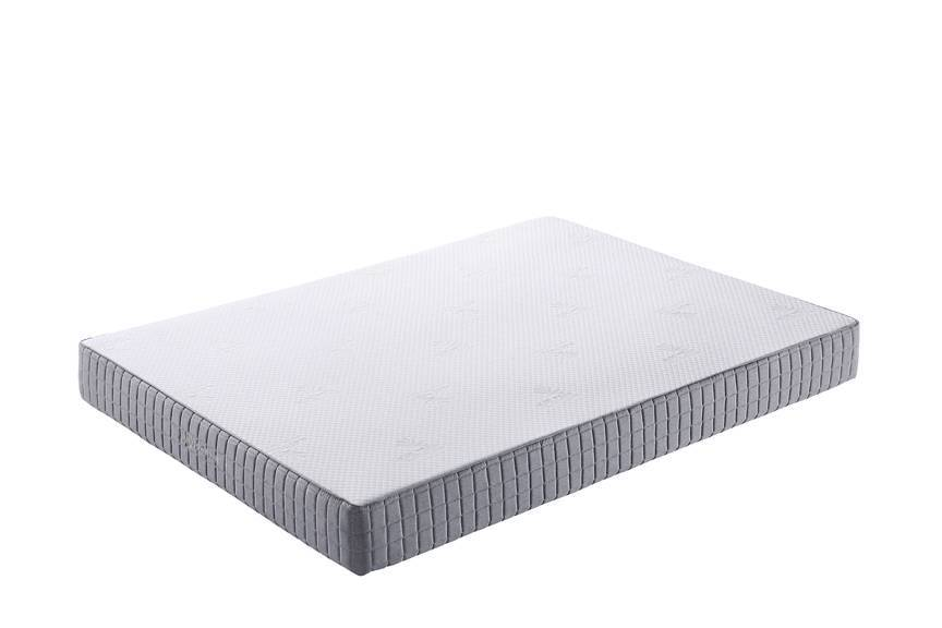 10FK-06 | Classic Brands 7 Inch High Density Foam Mattress - Medium Feel - Bed in a Box - 10-Year Warranty