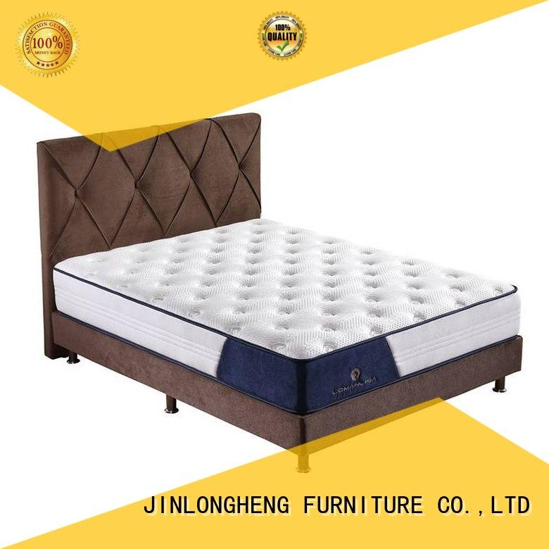 JLH Brand compressed quality california king mattress material supplier
