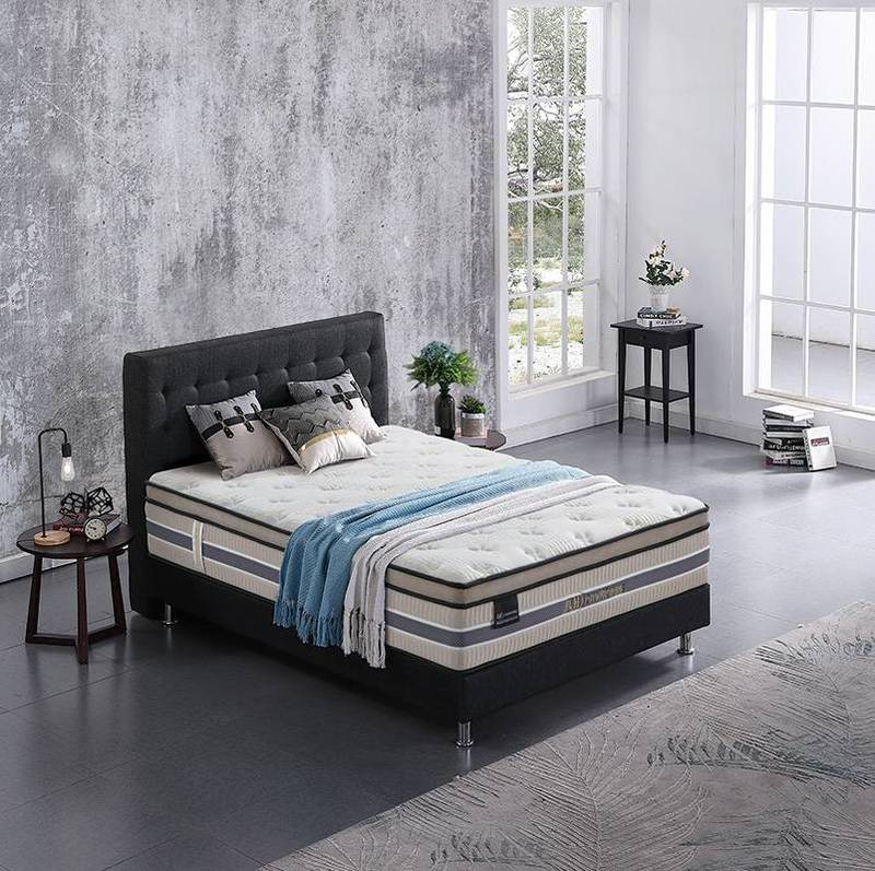 JLH china chromatic mattress supplier long-term-use for guesthouse