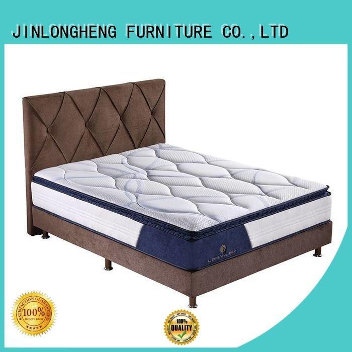 Custom hybrid mattress comfort mattress modern JLH