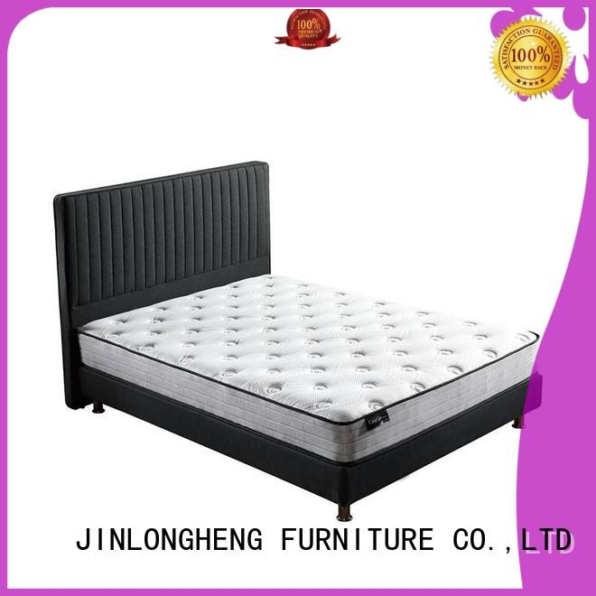 selling design soft JLH Brand king mattress in a box factory