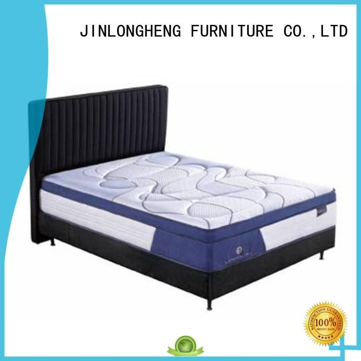 king size latex mattress by sale OEM latex gel memory foam mattress JLH