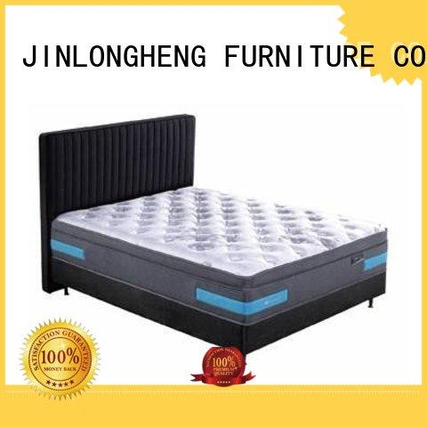 Custom furniture mattress latex gel memory foam mattress JLH hand