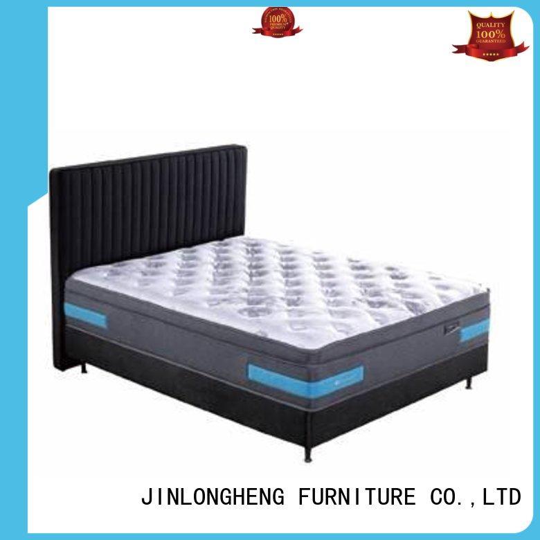 Wholesale wool king size latex mattress sale JLH Brand