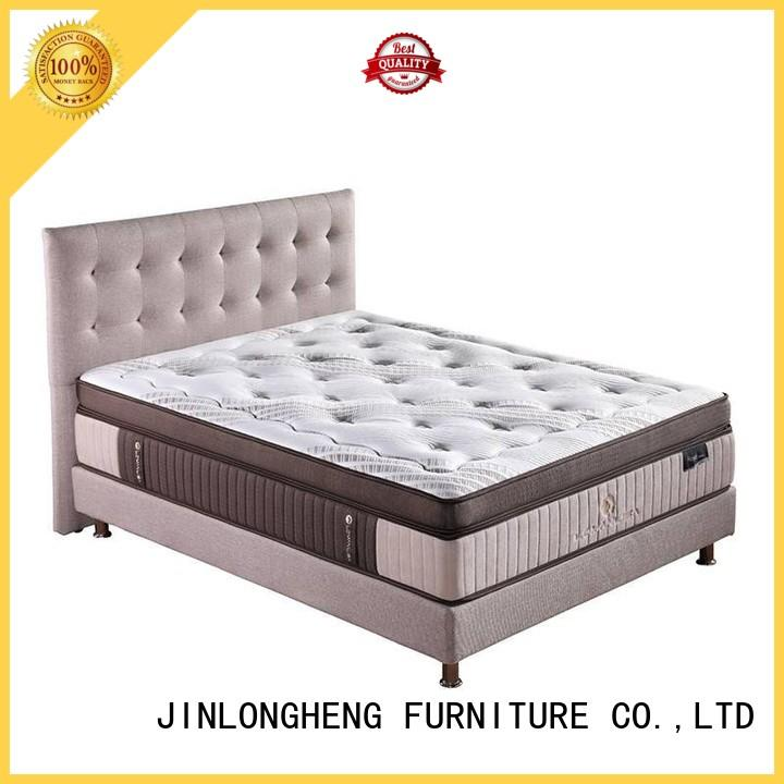 euro twin mattress top deluxe JLH company