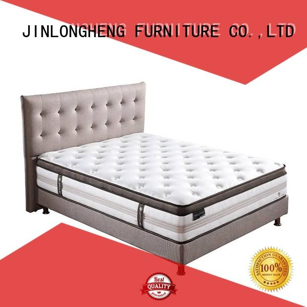 comfortable king size mattress and box spring for sale China Factory delivered easily JLH