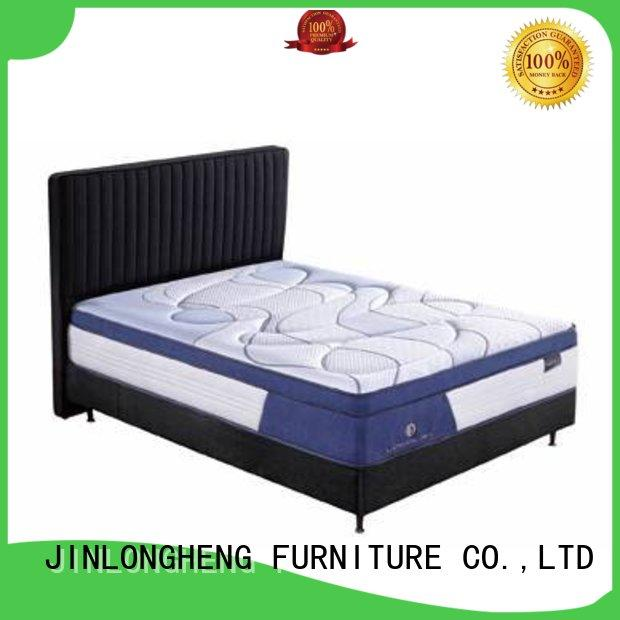 JLH industry-leading twin mattress in a box for bedroom