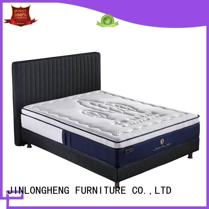 professional cooling cool gel memory foam mattress topper oem JLH company