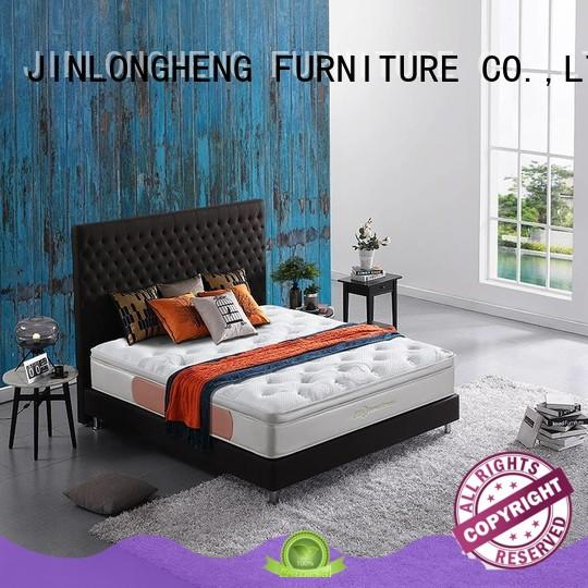 JLH inexpensive king size latex matress manufacturers for home