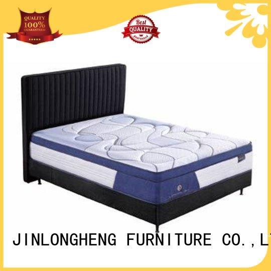 spring bread latex gel memory foam mattress pocket JLH Brand