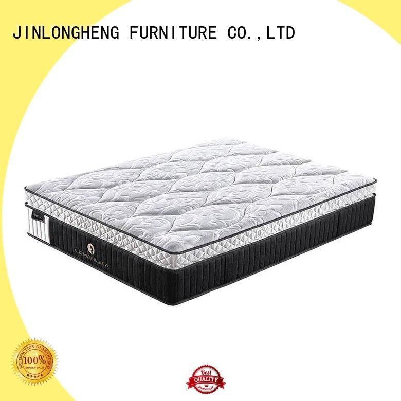 JLH selling innerspring hybrid mattress by Chinese manufaturer delivered directly