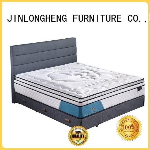 JLH Brand top cooling vacuum compress memory foam mattress manufacture