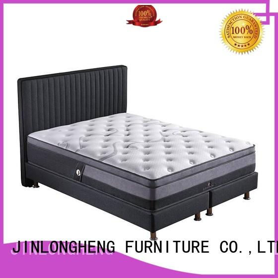 Hot latex gel memory foam mattress by JLH Brand