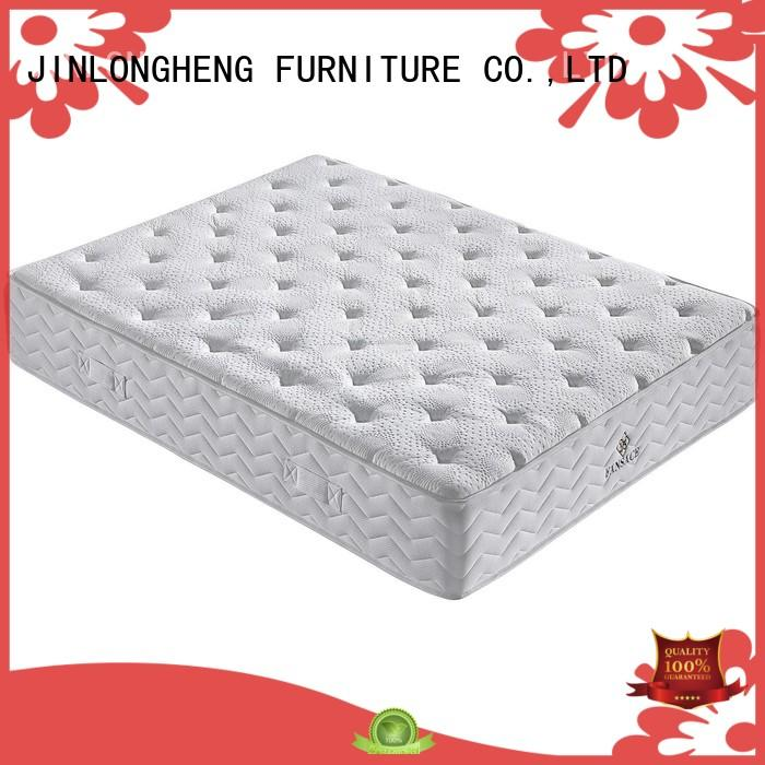 Fansace 21BA-02 | Hotel Mattress with Tight Top Design Compressed in a Pallet 24cm Height